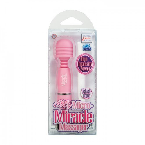 MY MICRO MIRACLE MASSAGER PINK