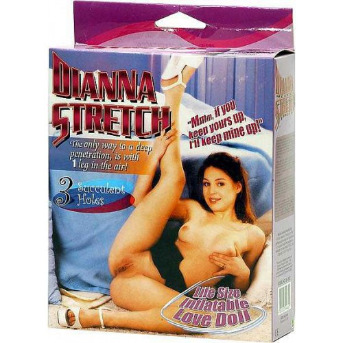 DIANNA STRETCH DOLL