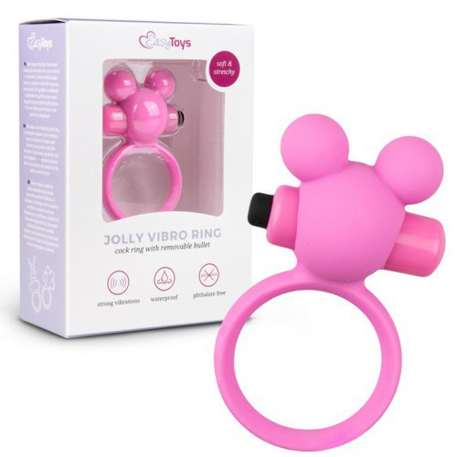 Jolly Vibro Ring Mouse EasyToys