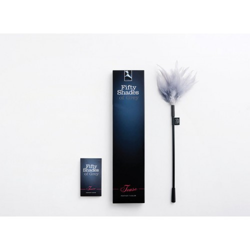 Feather Tickler 50 Sombras