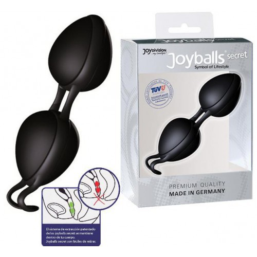 Joyballs Secret negro negro bolas chinas