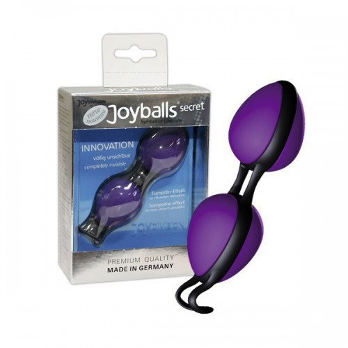 Joyballs Secret violeta negro bolas chinas