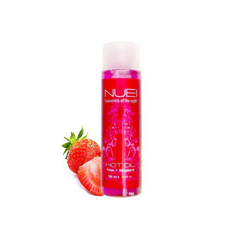 Aceite NUEI Hot Oil Fresa 100 ml