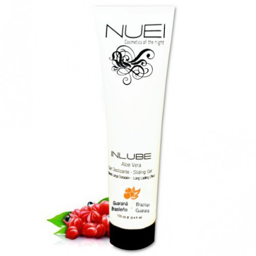 Lubricante Inlube NUEI Guaraná 100 ml