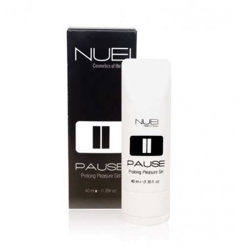 Gel Retardante Nuei Pause Prolong Pleasure 40 ml