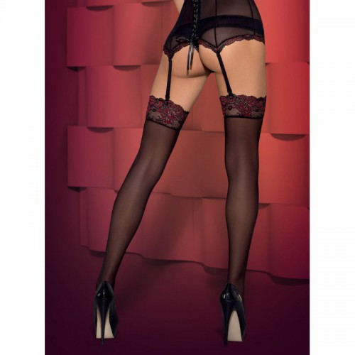 Musca Stockings Negro L/XL