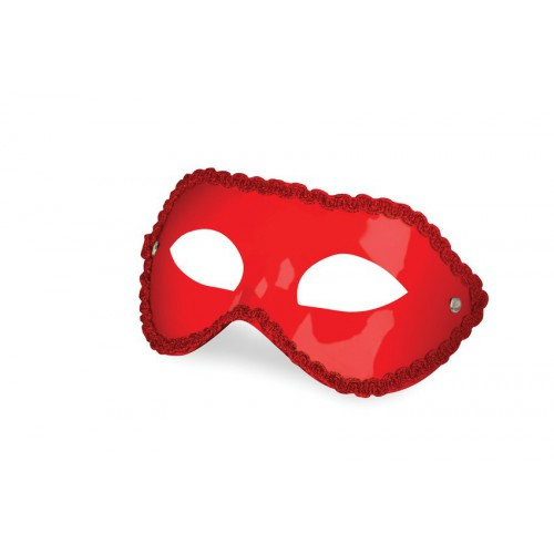 Mask for the party roja
