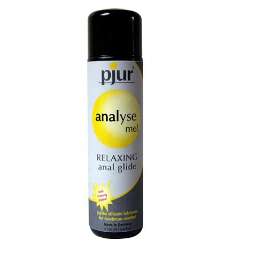 Lubricante Pjur Analyse Me Relaxing Silicona 100 ml