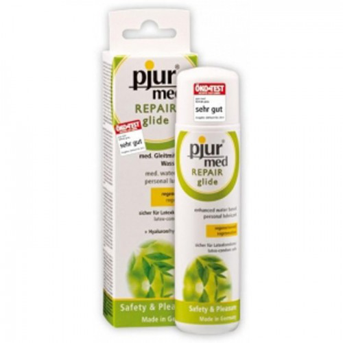 Lubricante Pjur Med Repair - 100 ml
