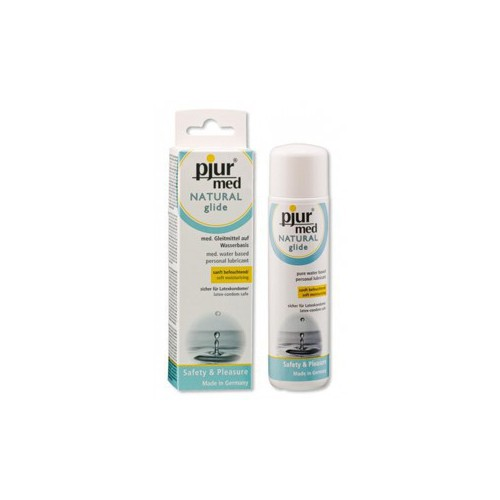 Lubricante Pjur Med Natural - 100 ml