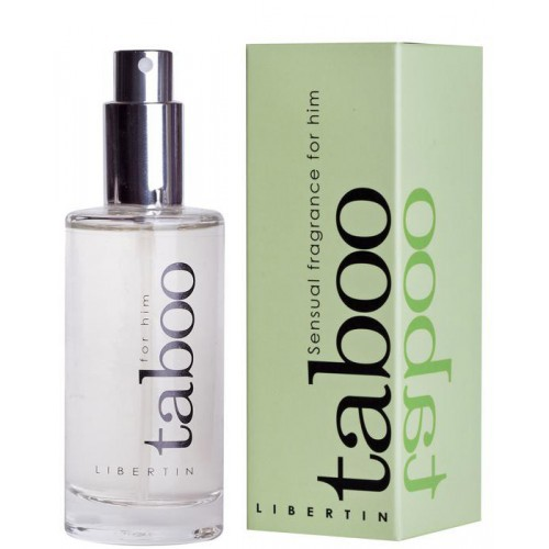 TABOO SENSUAL FRAGRANCE FOR HIM