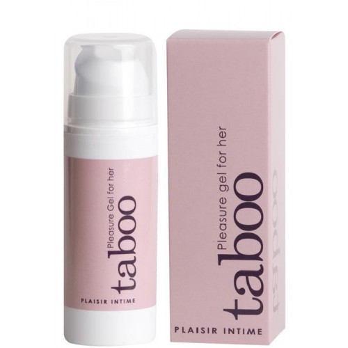TABOO PLAISIR INTIME CLITORIS GEL