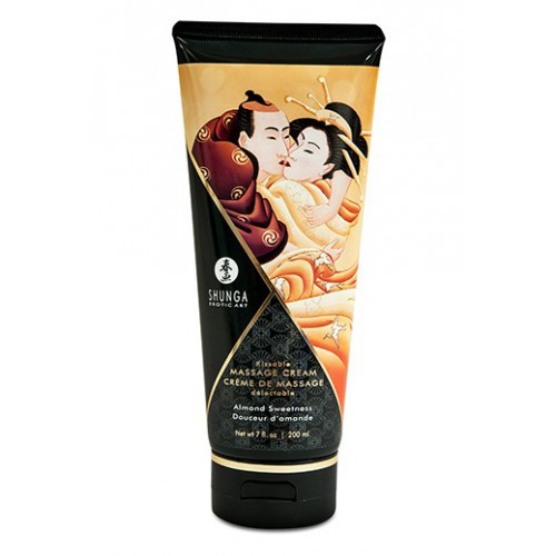 Shunga Massage Cream Almendra Sweetness