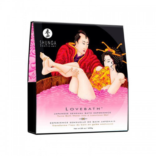 Lovebath Shunga Dragon Fruit