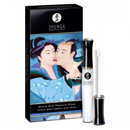 Gloss Oral Divino Coconut Shunga 10 ml