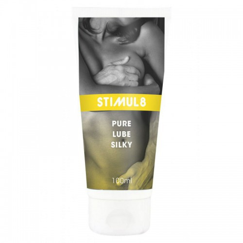 STIMUL8 PURE LUBE SILICONE 100 ML