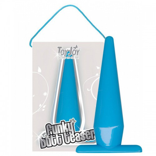 Funky ButtPlug Blue