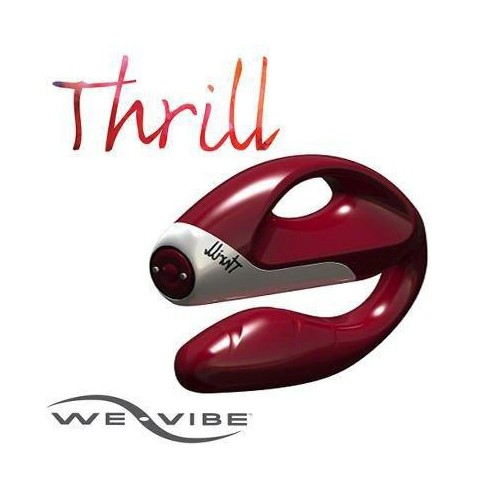 WE-VIBE THRILL RUBY