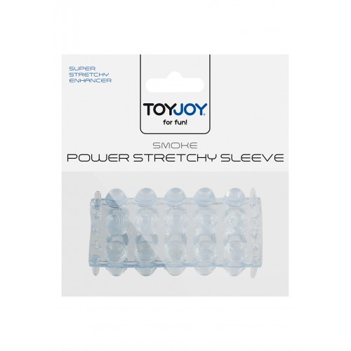 TOYJOY POWER STRETCHY SLEEVE BLUE
