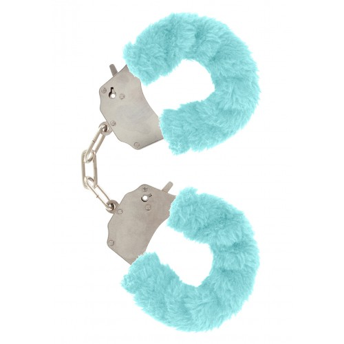 Esposas Furry Fun Cuffs Azul Plush