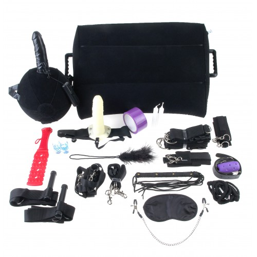 Fetish Fantasy Kit Ultimate Fantasy Duffel Bag