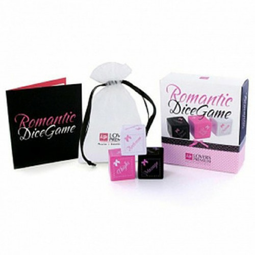 LOVERSPREMIUM DICE GAME ROMANTIC