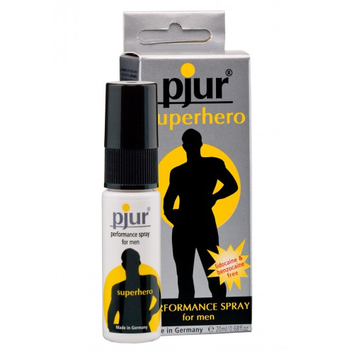 Pjur Superhero Spray Potenciador 20 ml