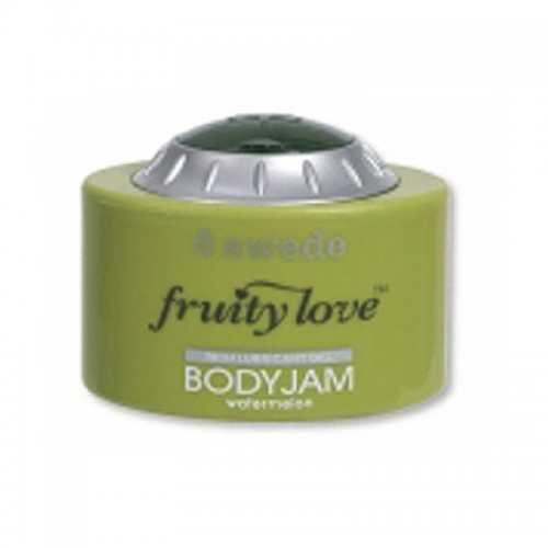 Lubricante Swede Body Jam Sandia 150 ml
