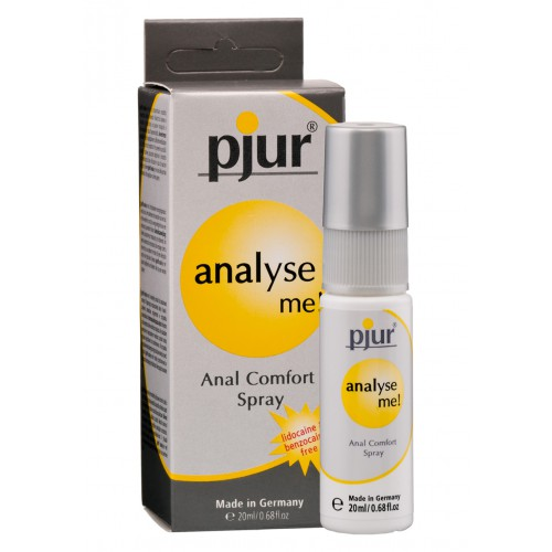Pjur Analyse Me Anal Spray 20 ml