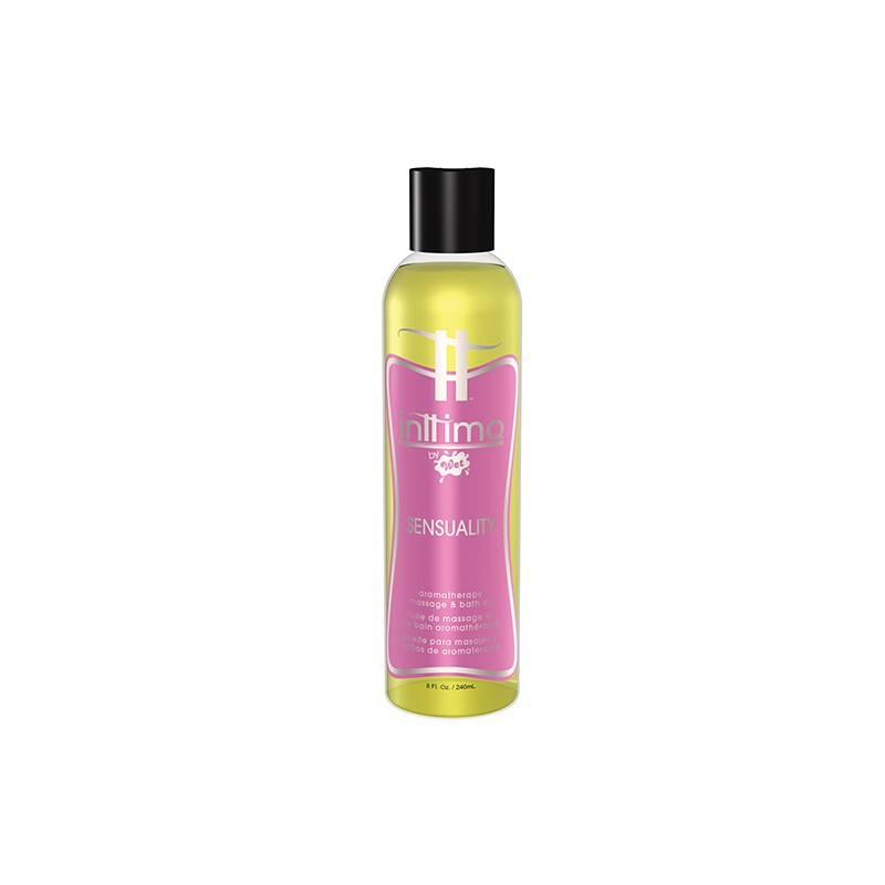 ACEITE WET INTTIMO SENSUALITY 120 ML