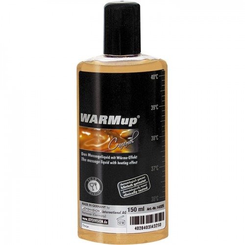 WARMUP CARAMELO 150ML