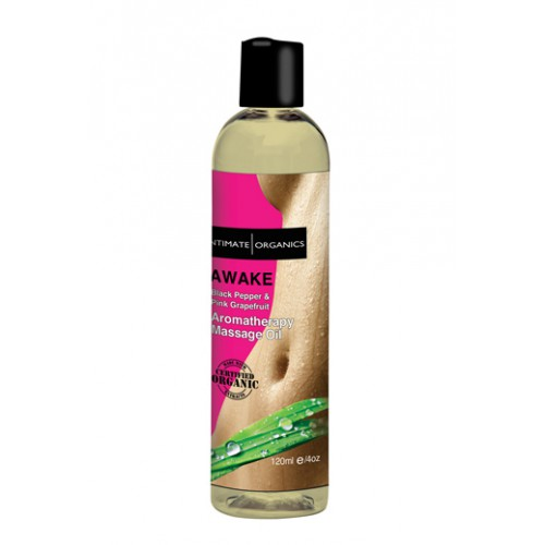 AWAKE MASSAGE OIL 120 ML