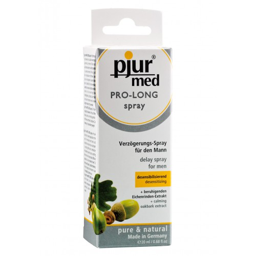 Pjur Med Prolong Spray Retardante 20 ml