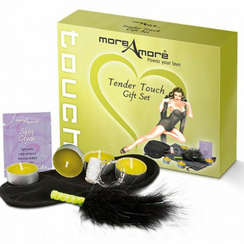 More Amore Tender Touch Gift Set