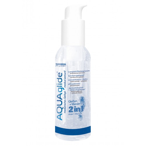 Lubricante Aquaglide 2 en 1 125 ml