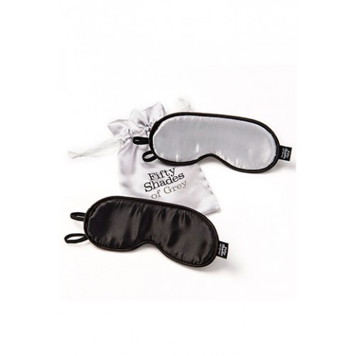 Soft Blindfold Twin Pack 50 Sombras