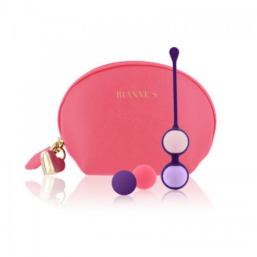 Bolas Chinas Rianne S Pussy Playballs Coral