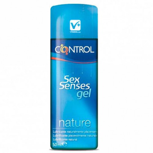 Gel Lubricante Control Nature 50 ml