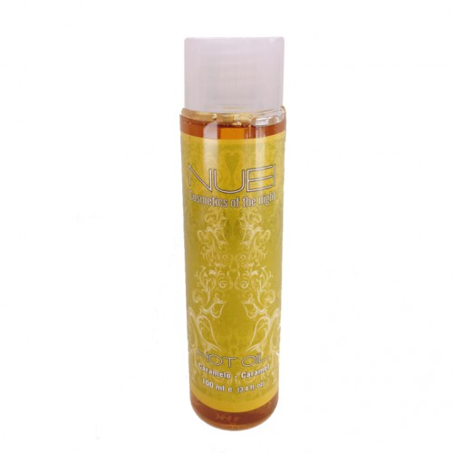 Aceite NUEI Hot Oil Caramelo 100 ml