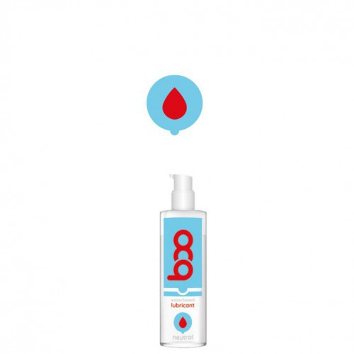 Lubricante Boo Base Agua Neutro 150 Ml