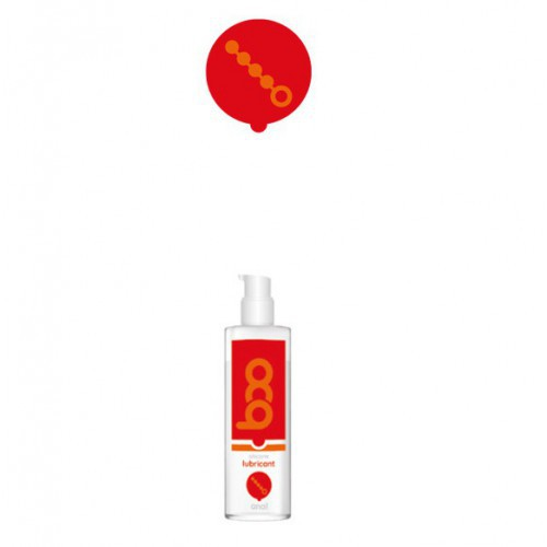 Lubricante Boo Silicona Anal 50 Ml
