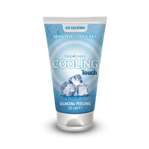 Lubricante Efecto Frio Base Agua Cooling Touch 50 M/L