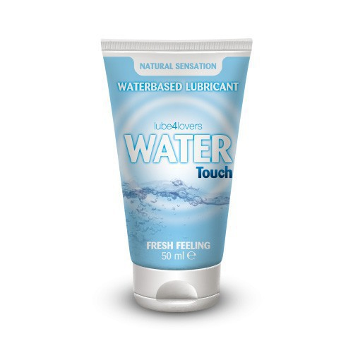 Lubricante Base Agua Water Touch 50 M/L