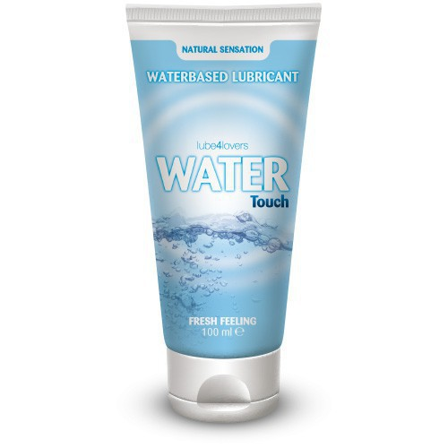 Lubricante Base Agua Water Touch 100 M/L