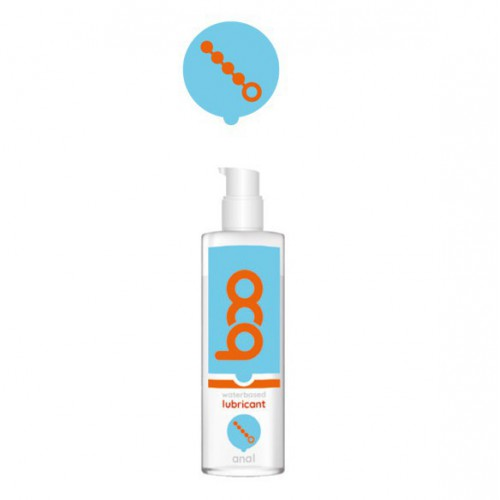 Lubricante Boo Base Agua Anal 150 Ml