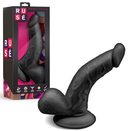 Dildo Realistico Silicona Ruse Magic Stick Ne