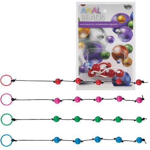 Bolas Anales Anal Beads 15 Cm