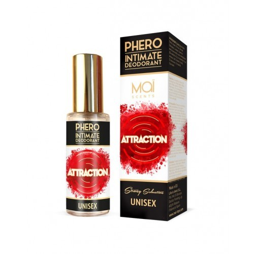 Desodorante Intimo Unisex Mai Phero Attraction 30 Ml