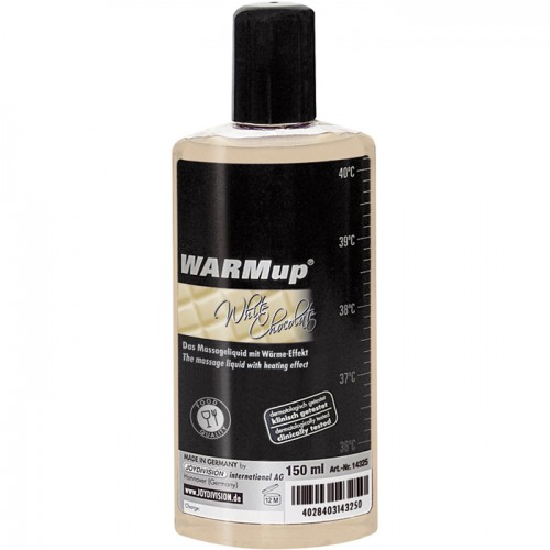 WARMUP CHOCOLATE BLANCO 150ML