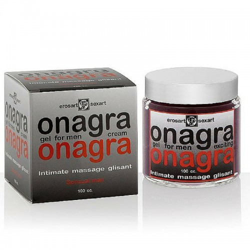Onagra Exciting Hombre Gel 100 ml